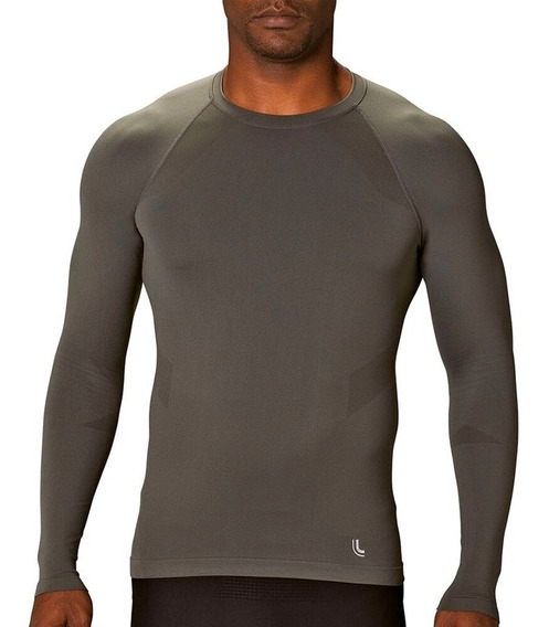 Camisa Térmica Manga Longa Masculino Lupo 70045 Full