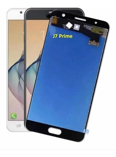 Frontal Tela Display Modulo Touch Lcd J7 Prime G610 Incel