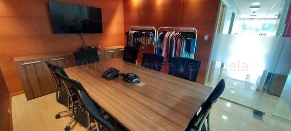 Oficina En Alquiler En Colinas De Bello Monte, #21-7076 Bc