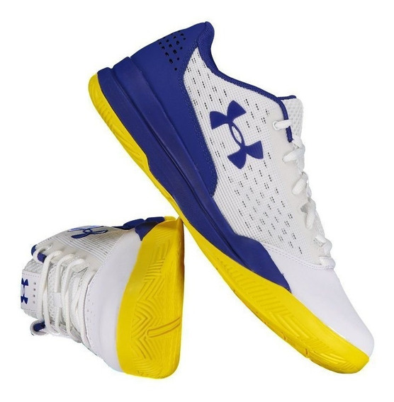 Tênis Under Armour Jet Low Branco