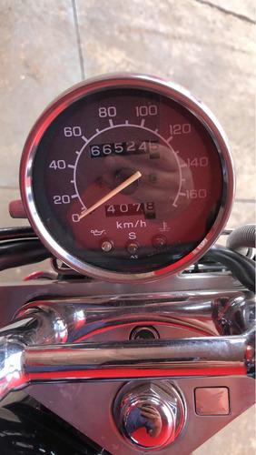 Imagem 1 de 6 de Honda Shadow 600