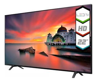 Tv Led 22 Pulgadas Vga Av Hdmi Vga Full Hd Monitor 22 ´