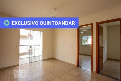Apartamento No 2º Andar Com 2 Dormitórios E 1 Garagem - Id: 892920079 - 220079