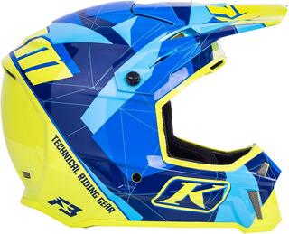 Klim F3 Helmety Casco Para Motociclista