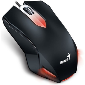 Mouse Gamer X-g200 Usb Preto Genius