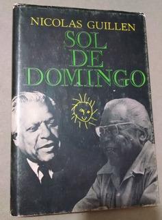 Sol De Domingo, Nicolás Guillén, 1982, Cuba
