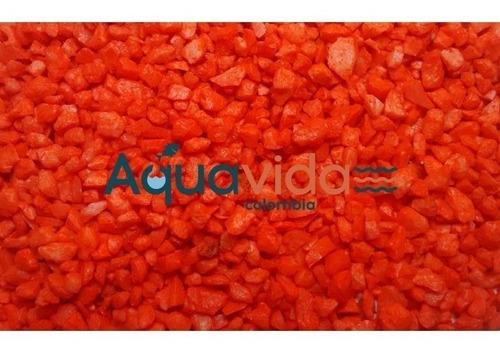 Piedras 2,5kg Decorativas De Colores