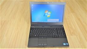 Workstation Dell Precision I7 8gb Ssd240gb V/dedicado 2gb W7