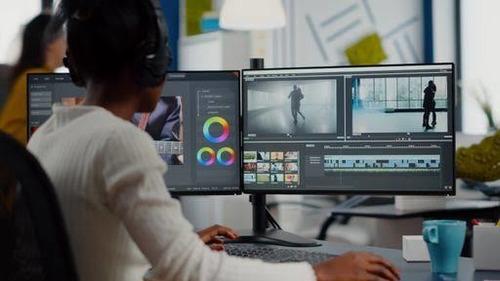Imagem 1 de 1 de Editor De Vídeo
