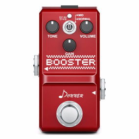 Pedal Donner Nano Boost Booster - Frete Grátis