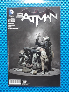 Dc Comics Batman #39 (2015) Grapas Televisa