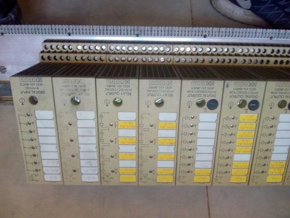 Plc Siemmens Simatic S5-100u Con Modulos