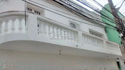 Casa À Venda, 365 M² Por R$ 1.200.000,00 - Centro - Santo André/sp - Ca0266