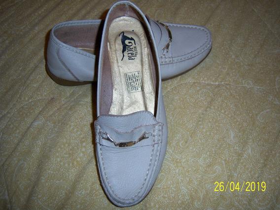 Zapatos Señorial De Piel Colombianos Talla 35
