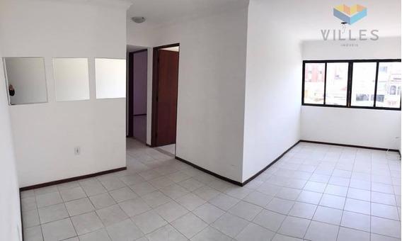 Ed. Pedras Do Atlântico Apartamento Residencial À Venda, Cruz Das Almas, Maceió. - Ap0312