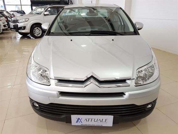 Citroën C4 2.0 Glx Pallas 16v Flex 4p Automático