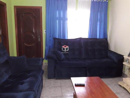 Casa À Venda, 2 Quartos, 2 Vagas, Novo Oratório - Santo André/sp - 99323