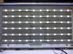 Barra De Led Tv Aoc Le32d0330 Testado Kit Completo