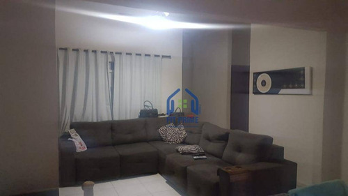 Casa Com 3 Dormitórios À Venda, 120 M² Por R$ 290.000,00 - Parque Residencial Universo - São José Do Rio Preto/sp - Ca2107