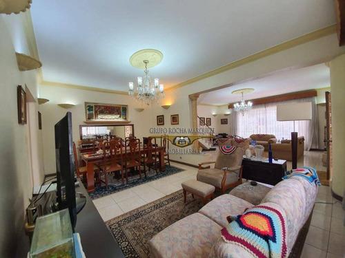 Sobrado Com 3 Dormitórios À Venda, 426 M² Por R$ 5.000.000,00 - Belenzinho - São Paulo/sp - So1406