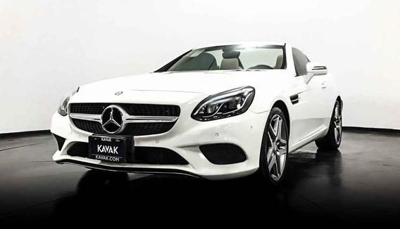 17870 - Mercedes Benz Clase Slc 2017 Con Garantía At