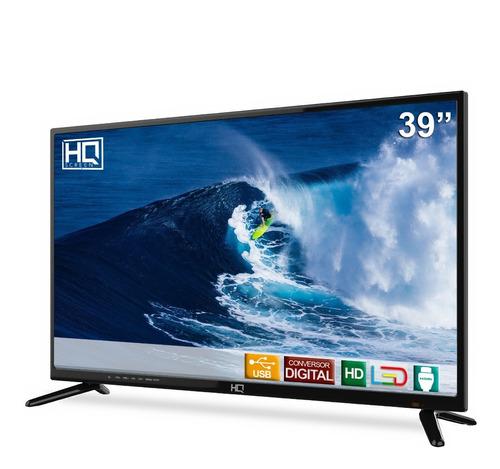 Tv Led 39 Hq Hqtv39 Hd Conversor Digital 3 Hdmi 1 Usb