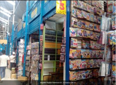Alquiler Puesto Stand En El Centro Comercial El Hueco A08 15