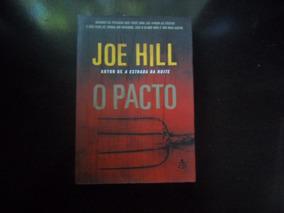 Livro O Pacto - Joe Hill