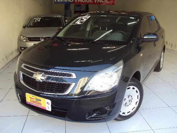Chevrolet Cobalt Lt 1.4 Flex Ano 2012 Completo
