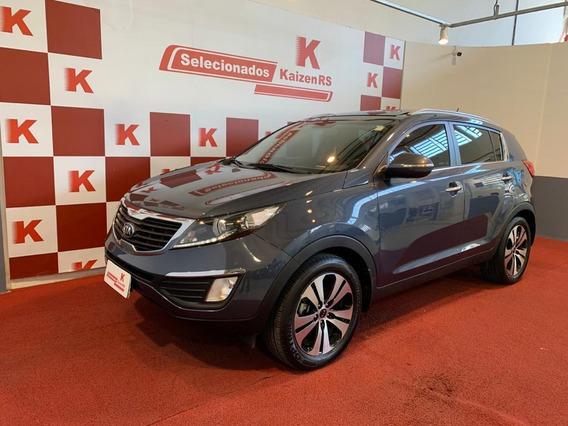 Kia Motors Sportage Sportage Ex 2.0 16v/ 2.0 16v Flex Aut.