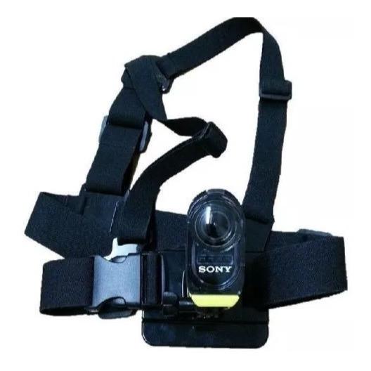 Suporte De Peito Sony Action Cam Hdr-as15 Ou As-30