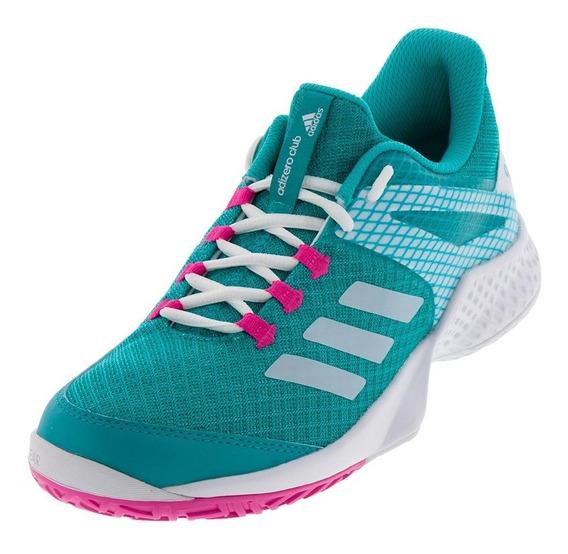 Zapatillas Tenis adidas Adizero Club 2 Lady Mujer - Olivos