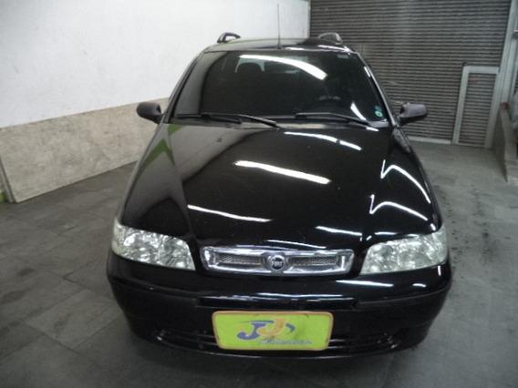 Fiat Palio Wekeend Elx 1.3 Completo Rodas 2003 Preto
