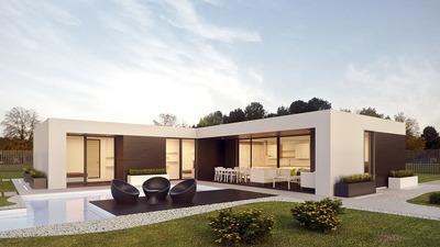 Projeto Arquitetônico De Casas
