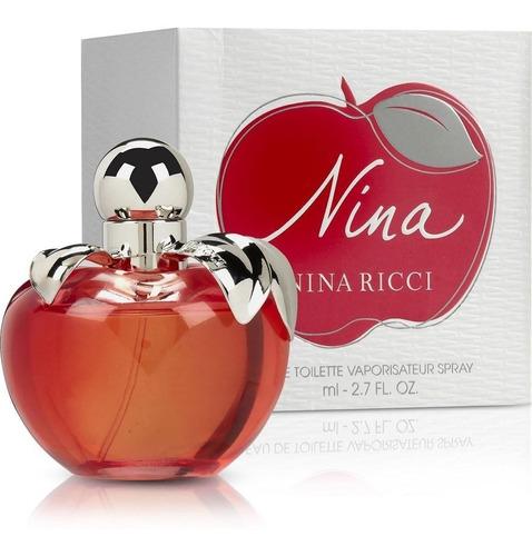 Imagen 1 de 7 de Nina Mujer Nina Ricci Perfume Original 30ml Perfumesfreeshop