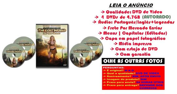 Série Dvd The Lost World 2ª Temporada Dublado E Legendado