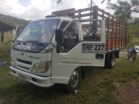 Camion Foton Forland