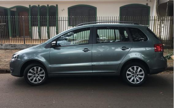 Volkswagen Spacefox 1.6 Trend Total Flex 5p 2011