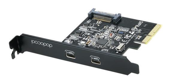 Dodocool Superspeed Usb 3.1 Pci Cartão Express Com Dc26
