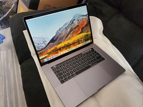 Remato Macbook Pro 15 Touchbar Core I7 Ssd 1tb 16gb Ram 2017