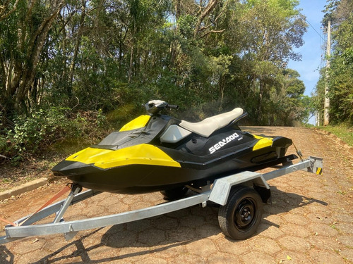 Jet Ski Sea Doo Spark 90hp Ibr 3up ( Com Carreta )