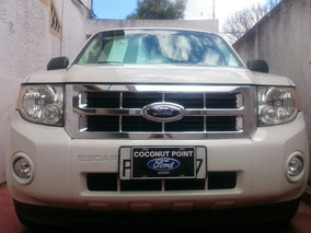 Ford Escape 2009 4wd 99900 Km