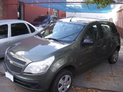 Chevrolet Agile Ls 1.4 5 Puertas