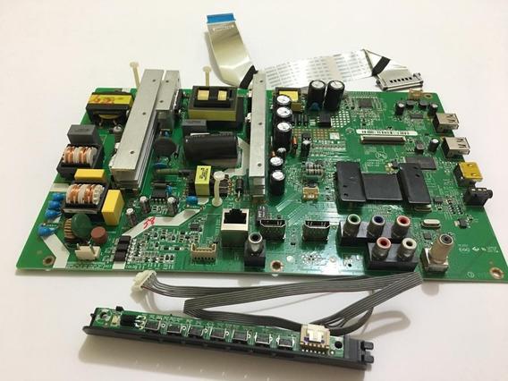 Placa Principal Tv Semptoshiba - Mod - Dl4844(a)f