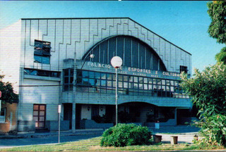 Diq-3945- Postal Divinopoli, M G- Palacio Esporte E Cultura