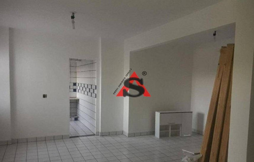 Apartamento Com 2 Dormitórios Para Alugar, 144 M² Por R$ 1.400,00/mês - Vila Do Encontro - São Paulo/sp - Ap40880
