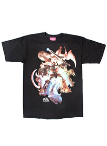 Playera Mishka X Power Rangers - Megazord -