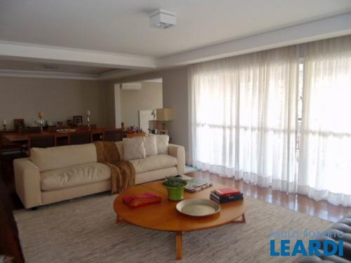 Imagem 1 de 15 de Apartamento - Pacaembu - Sp - 511586