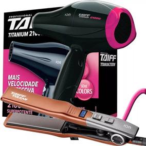 2d4462a26 Secador E Chapinha Profissional Taiff 220v - Eletrodomésticos de ...