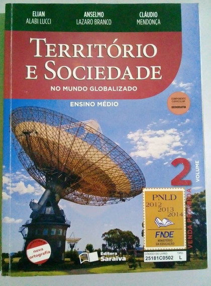 Território E Sociedade No Mundo Globalizado 2